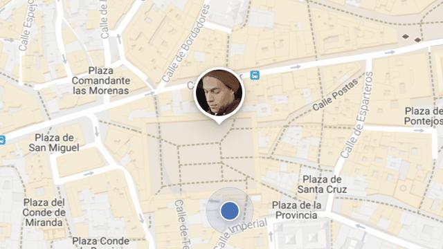 Google ubicación